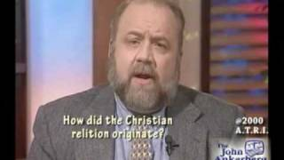 How did the Christian religion originate?