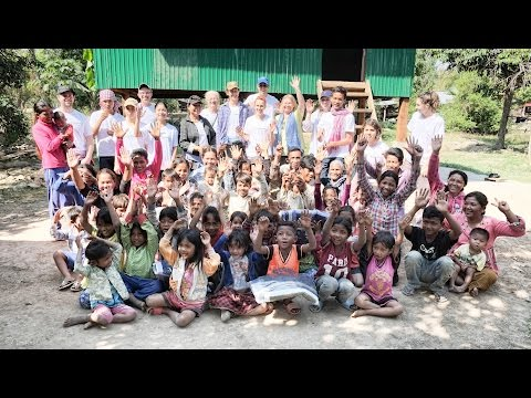 Cement, Wood & Tin: Fund 15 Cambodian Houses
