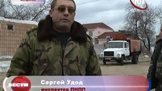 Работники Приазовского нацпарка взялись за уборку территории(, 2013-03-26T11:59:04.000Z)