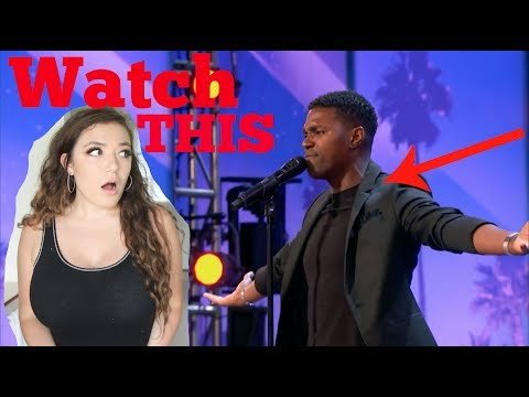 "Johnny Manuel  Covers Whitney Houston's ""I Have Nothing"" - America's Got Talent 2017  Reaction Video"
