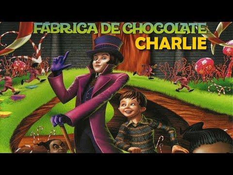 Charlie y la fábrica de Chocolate (2005) Juego Completo de la Pelicula en ESPAÑOL