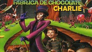 Willy wonka y la fabrica de chocolate pelicula completa en español