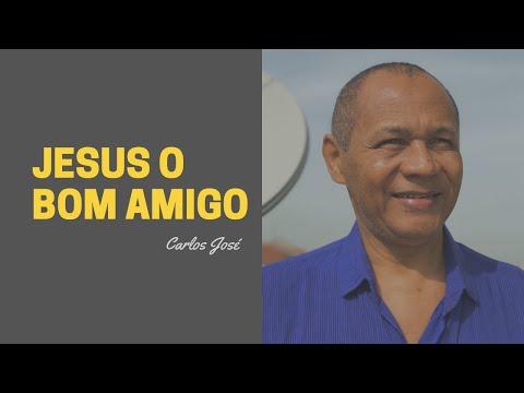 JESUS, O BOM AMIGO - 198 - HARPA CRISTÃ - Carlos Jo´se
