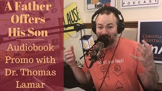 A Father Offers His Son audiobook trailer