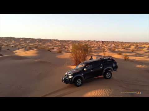 Highlights 4x4 Trip Grand Erg Oriental Desert, Tunisia Nov 2013 [HD] 41:10
