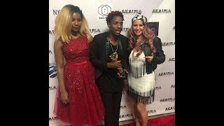 Kenya news | Eric Omondi Emerges Best Comedian in Africa at AEAUSA Awards Ceremony