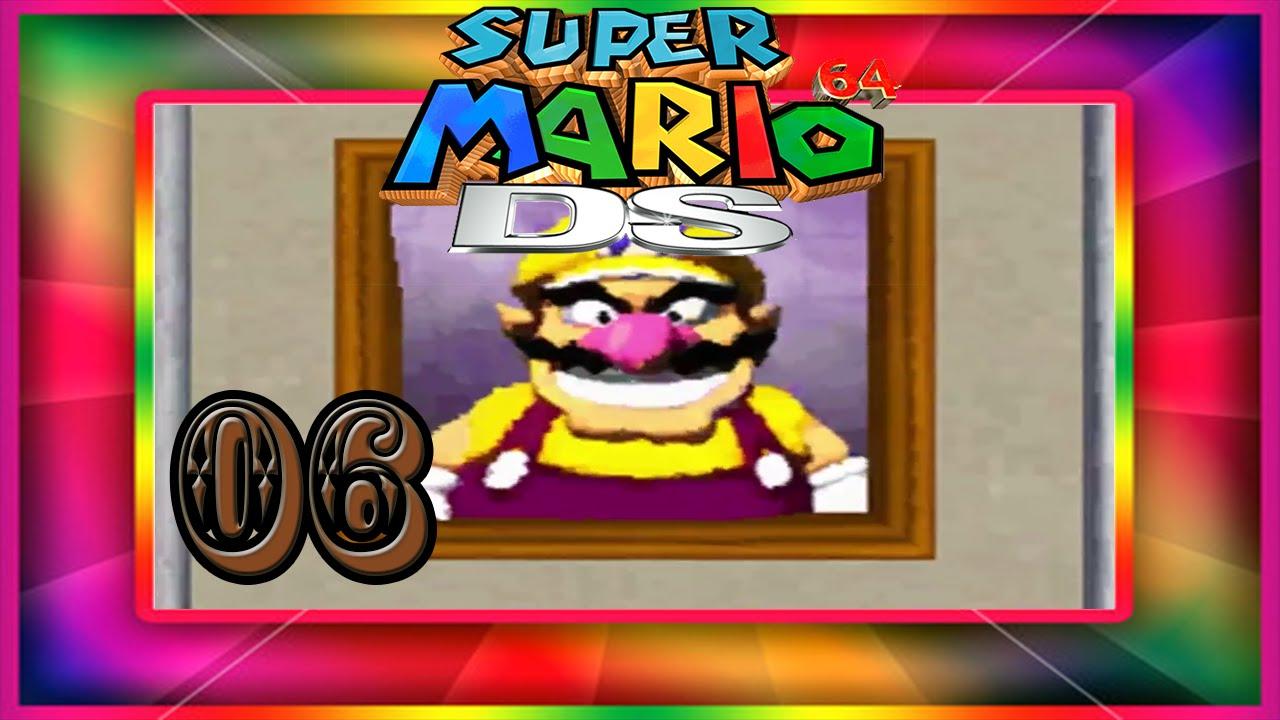 Comment Avoir Wario Dans Super Mario 64 Ds