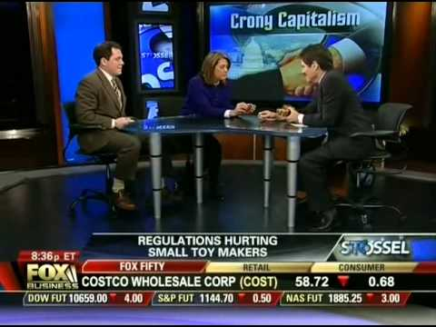 Stossel - Crony Capitalism - January 14, 2010