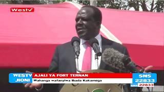 Ibada ya wafu kwa walioangamia katika ajali ya Fort Ternan Kericho