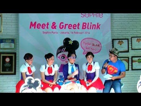 Pricilla 'Blink' Tampil Profesional Pasca Berduka -  Was Was 17 Februari 2014