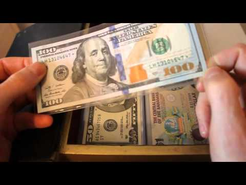 $100, $50 Dollar And $20 Dollar Notes (Fancy Serial Numbers), Star Notes