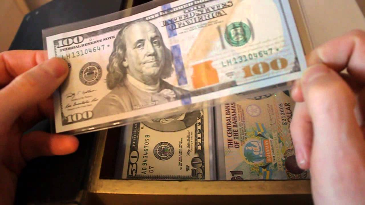 $100 bills consecutive serial numbers