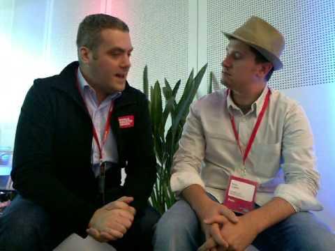 Nokia World 2009 Videos: Ewan MacLeod of MIR