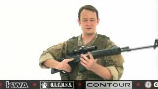 Airsoft GI - Tactical Gear Heads - Urban Sniper Rig with SVD Dragonov