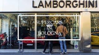 Lamborghini e Tagliatelle: Supercar a Bologna [A Week Full Of Cars 3] (ENG SUBS)
