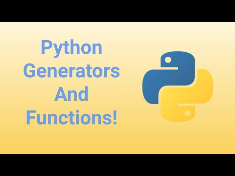 Python Generators And Functions Trick #Shorts