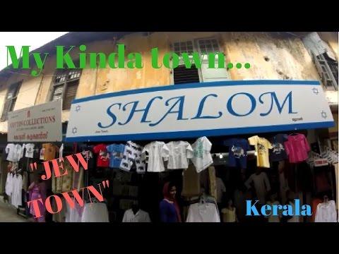 """India, Kerala: (Ep.24) """"Jew Town""""...My kinda town!"""