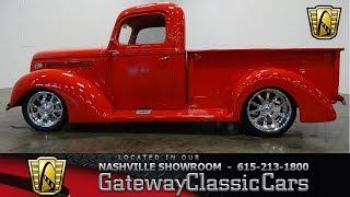 1939 Ford Pick up, Gateway classic cars Nashville,#696NSH