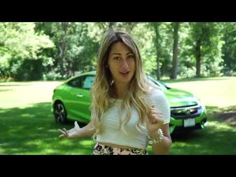 2016 Honda Civic TOURING Review and Test Drive | Herb Chambers Honda
