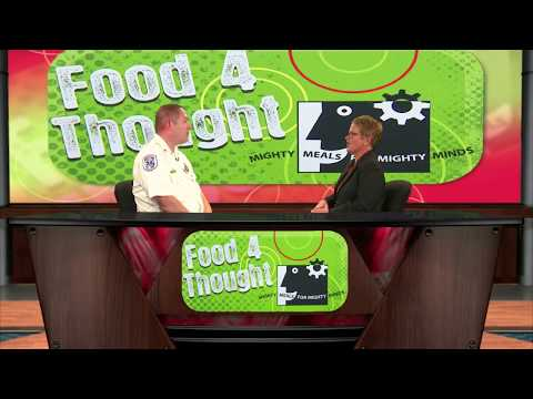 Food 4 Thought – Capt. Russ Davies, AACOFD