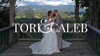 Tori & Caleb // Lovewell Lodge Pembroke, VA // 10.3.20
