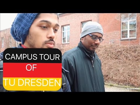 A DAY TRIP TO TU DRESDEN, GERMANY