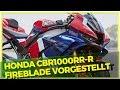 Honda CBR1000RR-R Fireblade vorgestellt / MV Agusta Brutale 1000RR /Tracer 700/ Motorrad Nachrichten