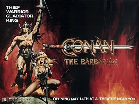 Conan, el bárbaro   V.O