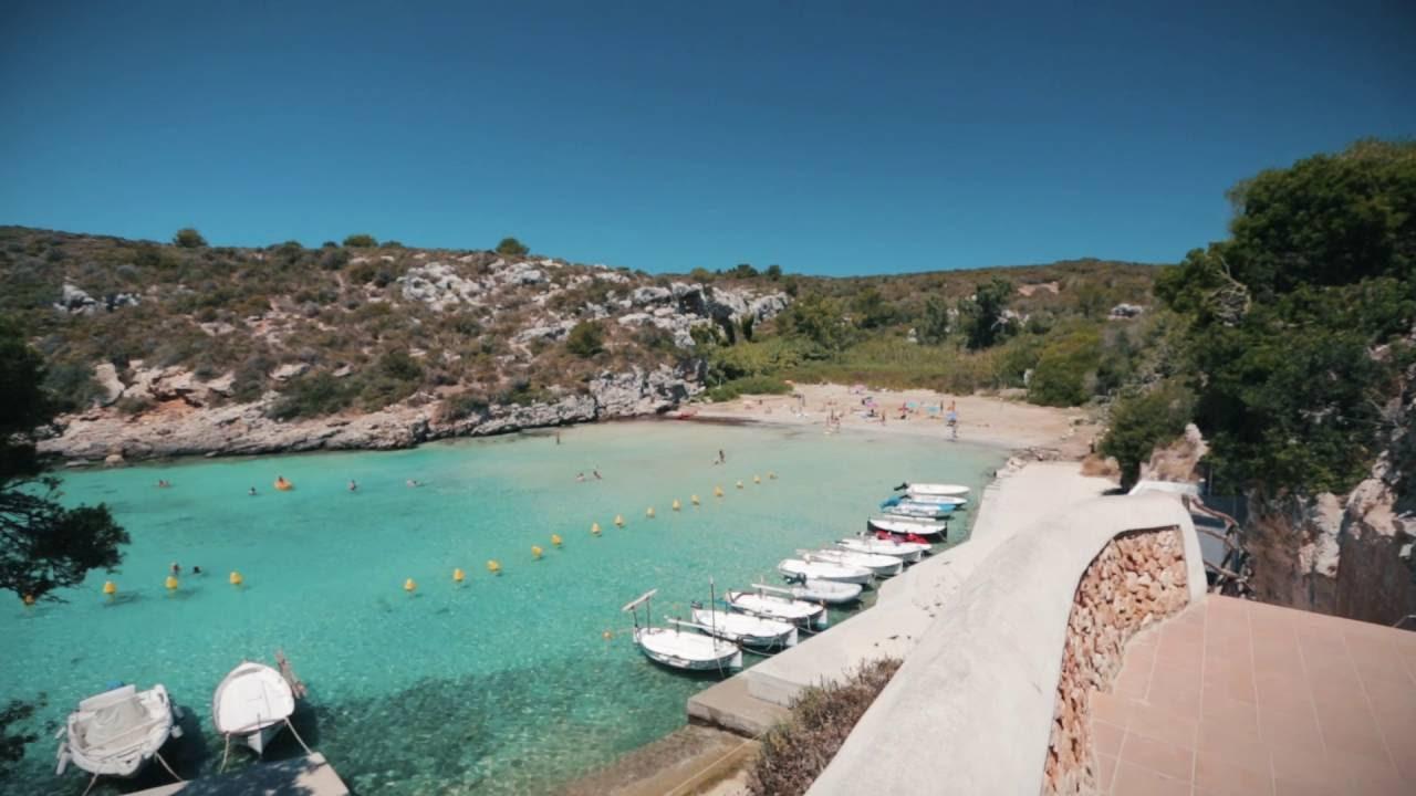 Grupotel Mar De Menorca Cala Canutells Menorca Youtube