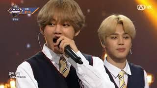 BTS (방탄소년단) - I Like It (BTS COUNTDOWN 20171012 @ M COUNTDOWN)