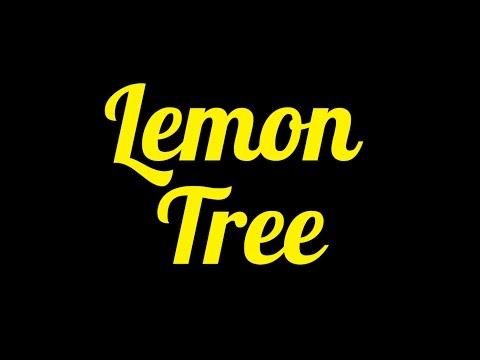 The Nukes - Lemon Tree