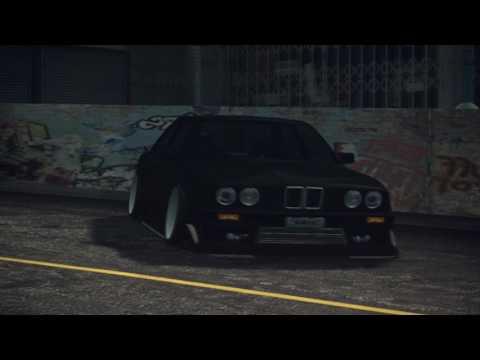 [LFS] BMW E30   StreetSweeperGang   SYREX