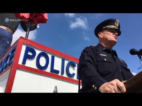 Dallas Police keep the State Fair of Texas safe