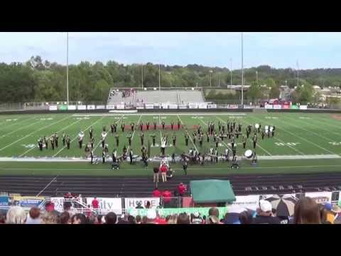 Point Pleasant High School Black Knight Marching Band, 2015: Chicago on Broadway