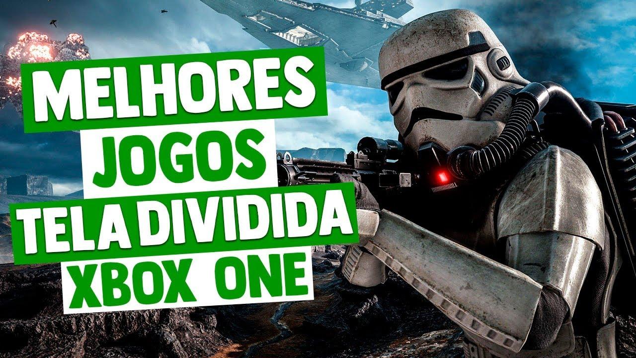 Melhores Jogos Tela Dividida Do Xbox One Ou Tela
