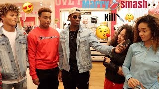 MARRY, SMASH, OR KILL 💍💦🔪 | PUBLIC INTERVIEW (SPECIAL EDITION)