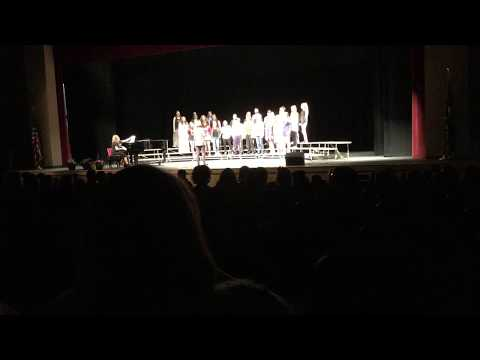 May 10th 2018 fort Scott middle school choir concert