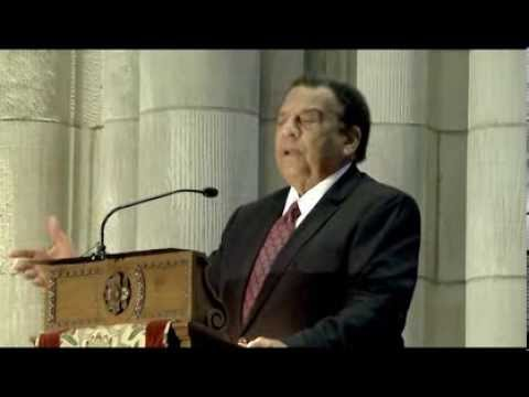 Andrew Young-Humanizing one's Adversaries and overcoming one's own Fears
