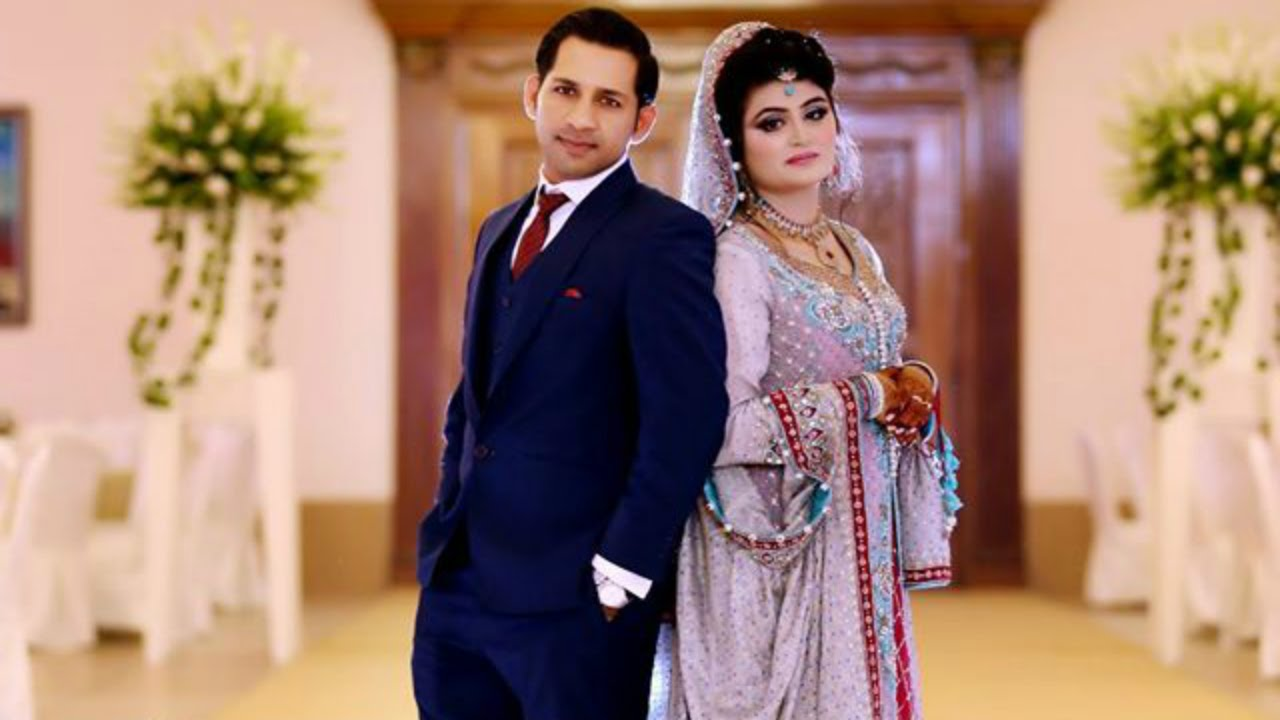 Sarfraz Ahmed Wedding PhotoShoot
