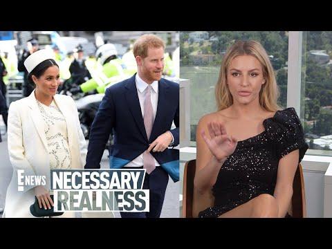 Necessary Realness: Royal Baby Watch   E! News