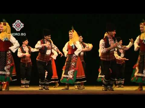 BG FOLK DANCE MASTERS - DOBROGEA REGION PART 2