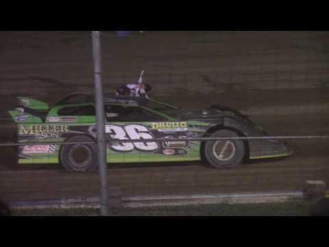 Hummingbird Speedway (6-3-17): BWP Bats Late Model Feature