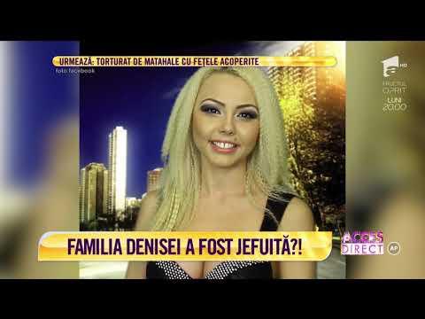 Familia Denisei Manelista a fost jefuită?! Ce se întâmplă la mormântul regretatei cântăreţe