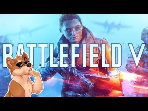 Let's Talk About Women in Battlefield 5...