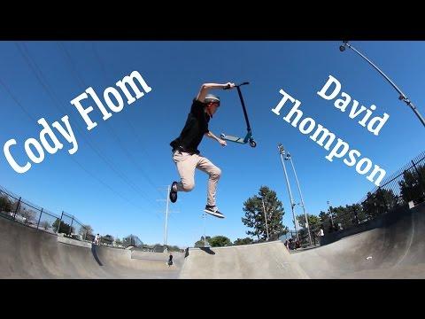 Cody Flom  David Thompson  Shredit