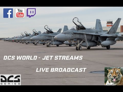 DCS WORLD - JET STREAMS - *Remembering the Past*