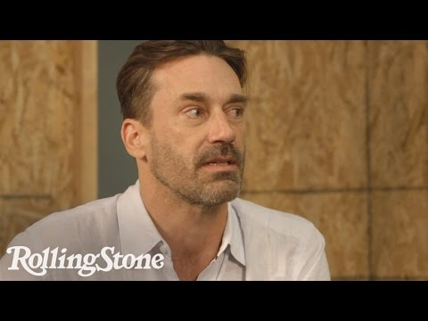 Jon Hamm Won't Admit He Secretly Loves Morrissey