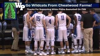 White Plains vs Westbrook Christian High School Basketball