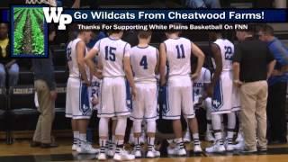 White Plains vs Westbrook Christian High School Basketball