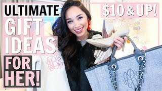Ultimate Gift Guide For Her 2018! What She Really Wants | Alexandra Beuter
